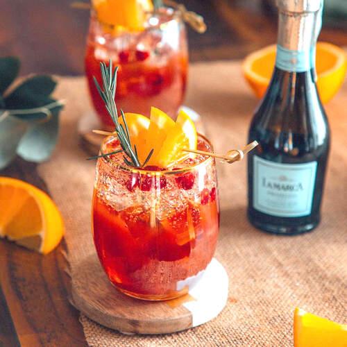 La Marca Prosecco Cocktail